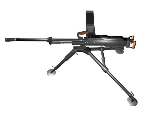 russian machine gun xsi