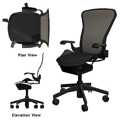 max chair aeronchair