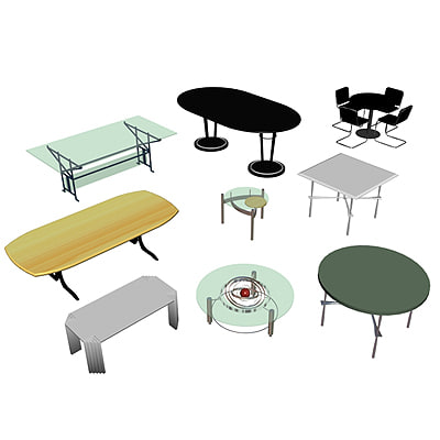 maya tables office home