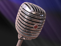 lightwave microphone