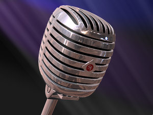 lightwave microphone