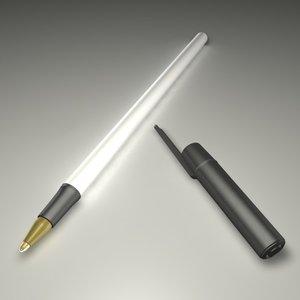 3d model pen