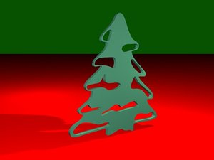 christmas tree 3ds