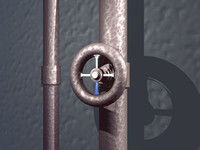 3ds valve wheel
