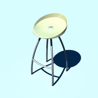 lightwave furniture chair