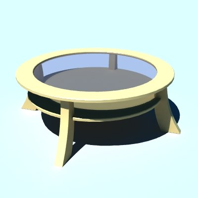 coffee table lwo