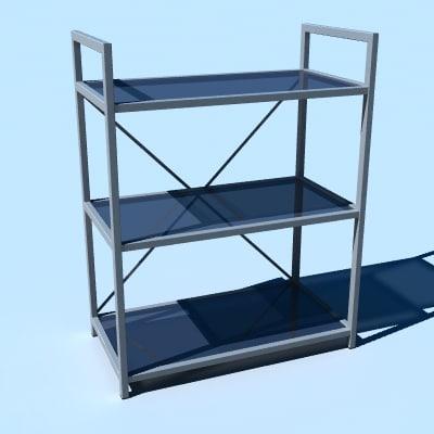 lightwave modern shelving