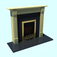 lightwave mantelpiece fireplace