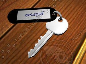 max door key