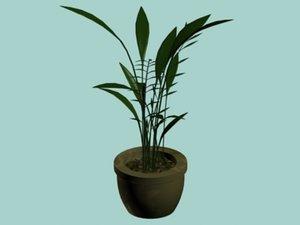 3d plant pot