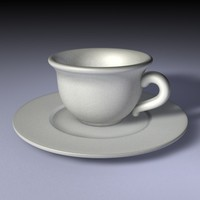 coffee cup & plate.zip