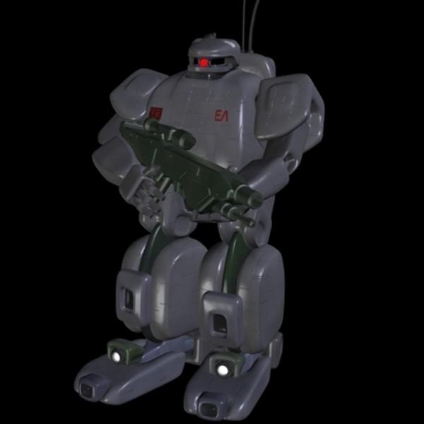 lightwave autopod robot droid