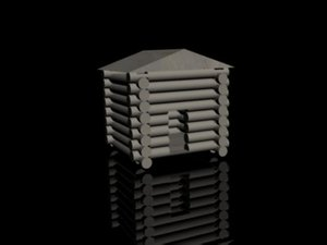 3d max woodhouse