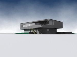 breuer house 3d model