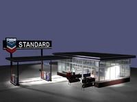 Gas Station (Standard)