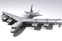 3ds max b52 bomber