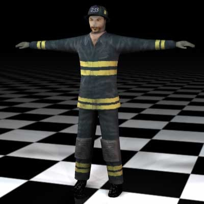 human male guy 3d 3ds