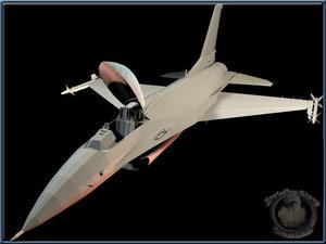 3dsmax f16c falcon