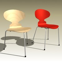 arne jacobsen ant chair max