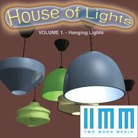 lamps light 3d model