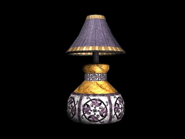 lamp lwo