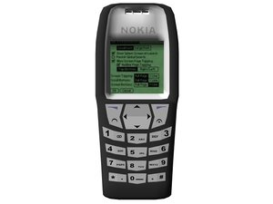 3d model nokia 6610