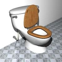 Toilet.c4d