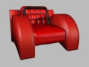 maya armchair