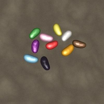 maya jellybeans zipped