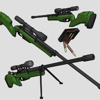 sako sniper rifle lwo free