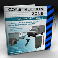 CZ03 CONSTRUCTION ZONE VOL. 3