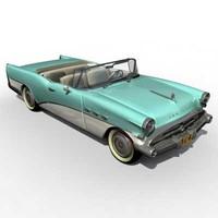 buick convertible 3d model