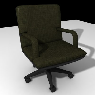 maya rolling office chair