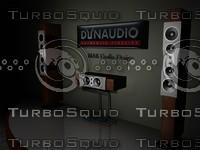 3d dynaudio speakers