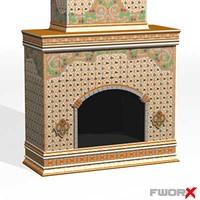 Fireplace003_max.ZIP