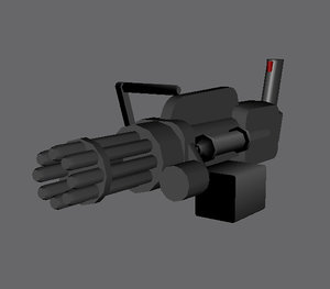 max vulcon gun