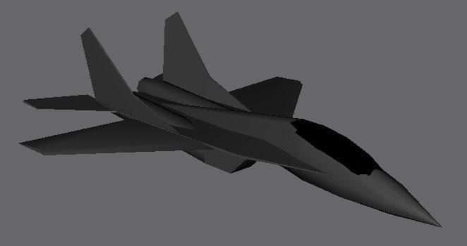 planes 3d model