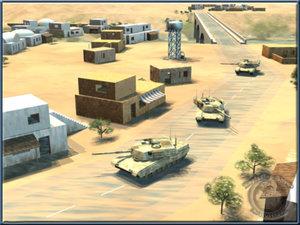 arab town 3d model