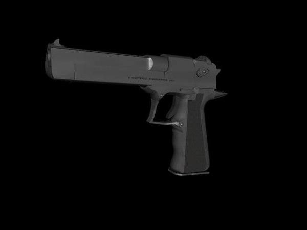 3d gun imi desert eagle