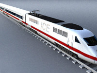 3d ice train