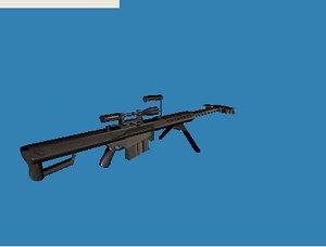 m82 sniper 3d
