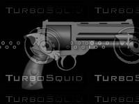 Hellboy gun.3DS