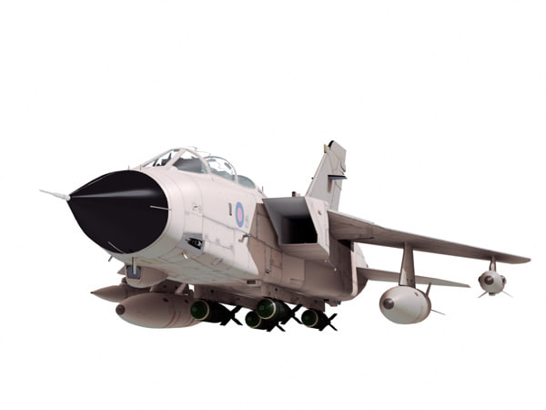 3d tornado gr1 model