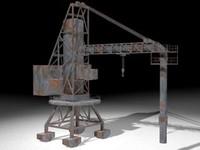 port quay-crane max