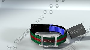 gucci watch 3ds