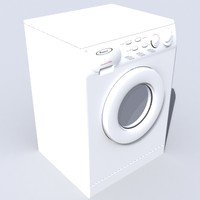 3d lwo washing machine