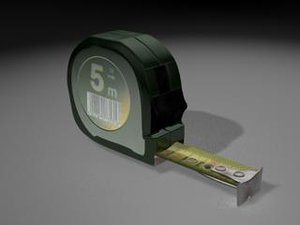 3ds max tape measure
