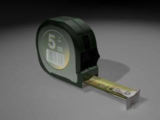3ds max tape measure