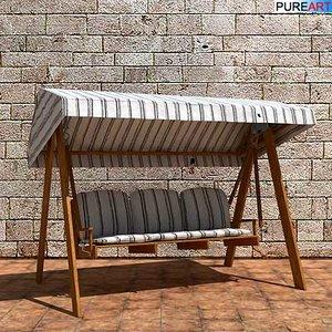 max garden furniture swing
