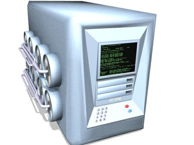 rv1000 computer case lwo free